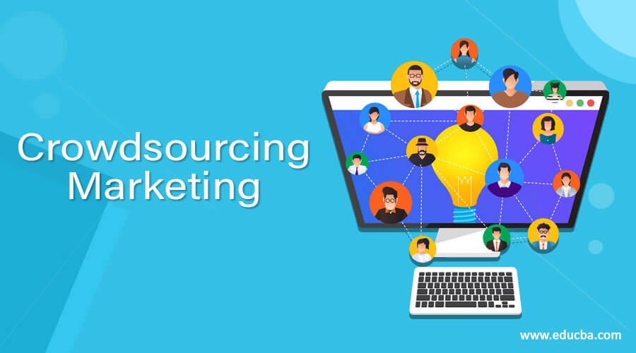 What is Crowdsourcing  marketing and advertising?